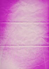 magenta paper pattern