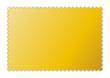 Briefmarkenvorlage lang, Verlauf Gold