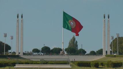Lisbon Park Eduardo VII