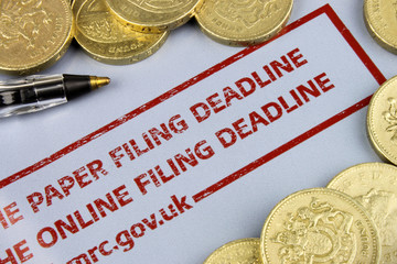 UK Tax Deadline