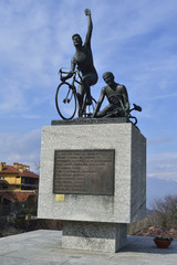 Monumento al ciclista