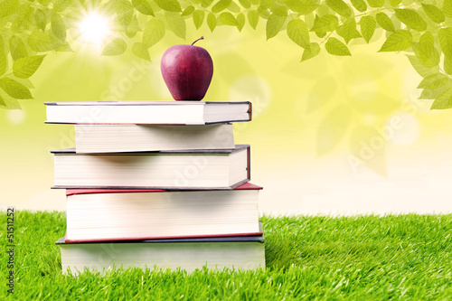 Apple and book of knowledge