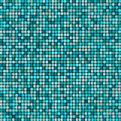 Abstract mosaic background - vector illustration