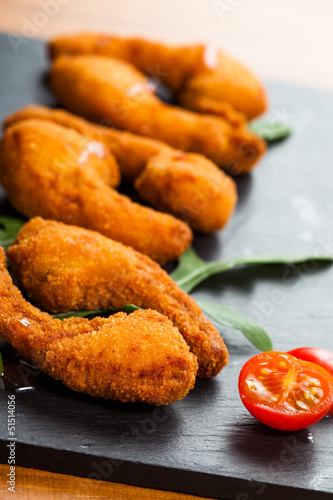 Chicken appetizer