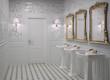 Toilettes marbre