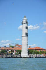 Venice - Lighthouse in Murano