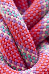 Close up Knot