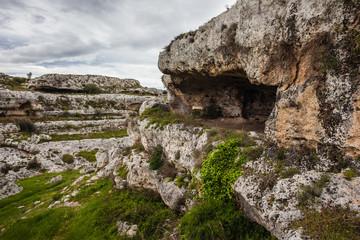 Caveman's home