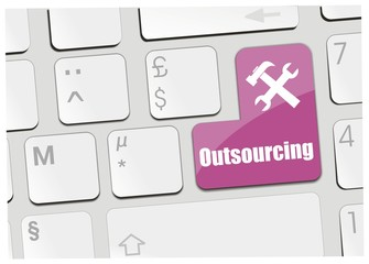 clavier  outsourcing