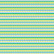 Aqua blue geometric striped hipster pattern