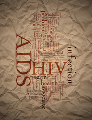 AIDS Education health problem associate with HIV infection
