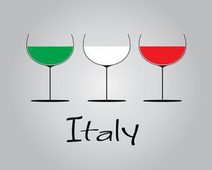 italia, vino