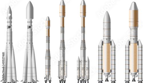 space rocket - 51527468