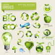 basics: eco and bio design elements