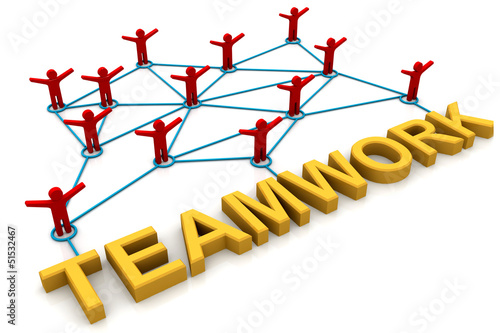 Teamwork words