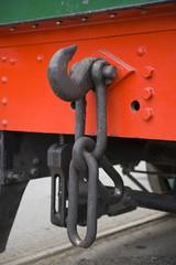 Train hook
