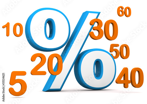 Percent With Numbers