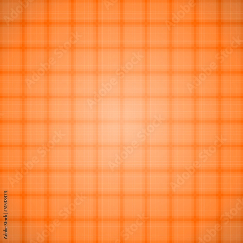 abstract geometric background in orange