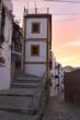 Vicolo di Ibiza, nella città vecchia.