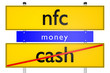 nfc vs cash_konzeptionell Finanzen - 3D