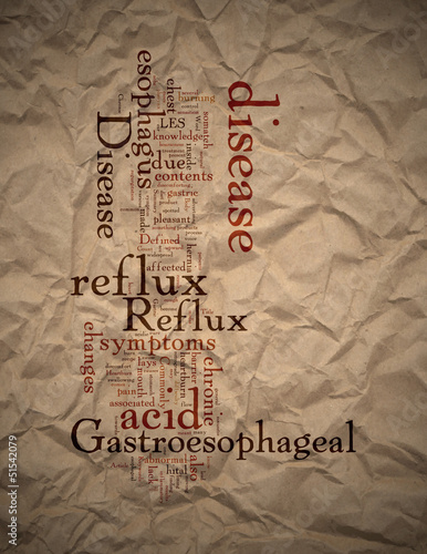 Chronic Gastroesophageal Reflux Disease