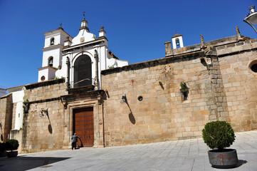 Iglesia concatedral de Santa María, Mérida