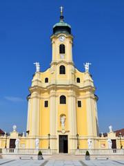 kirche in laxenburg