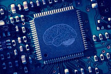 Printed brain
