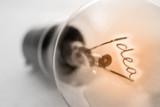Filament spelling out idea