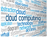 """CLOUD COMPUTING"" Tag Cloud (internet web database access)"