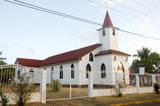 St. James Episcopal Church Big Corn Island Nicaragua Central Ame