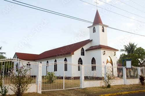 St. James Episcopal Church Big Corn Island Nicaragua Central Ame