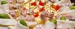 Stuzzichini aperitivo antipasto