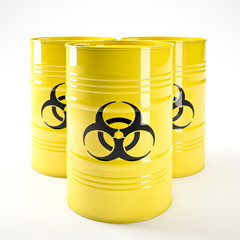 biohazard barell