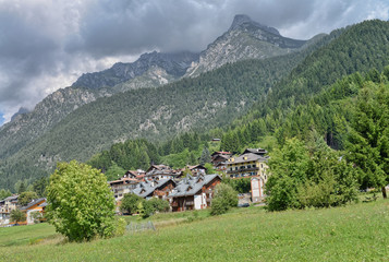 Wonderful Alps Scenario, Italian Dolomites