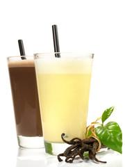 Milchshake - Schokolade & Vanille