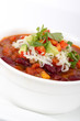 chili con carne bowl