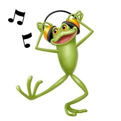 ranocchia musicale