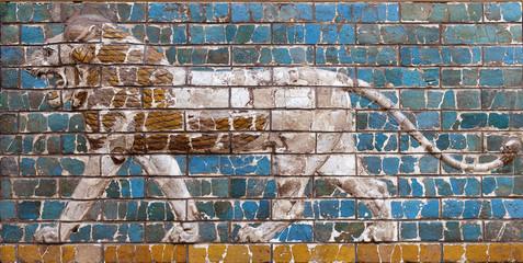 Puerta de Ishtar (Arqueologico de Estambul)