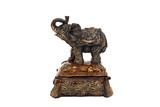 jewelry box with an elephant