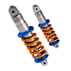 Shock absorber sport car
