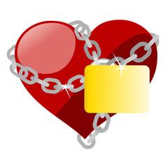 cuore in catene spot