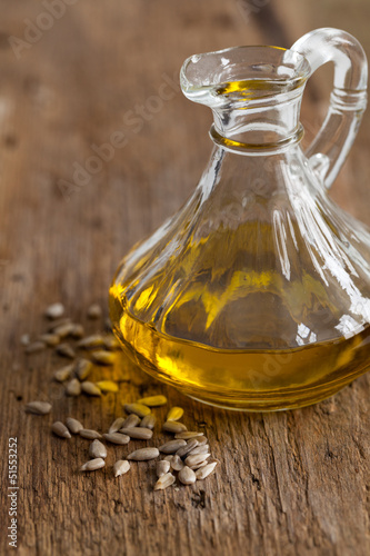 Sonnenblumenkernöl