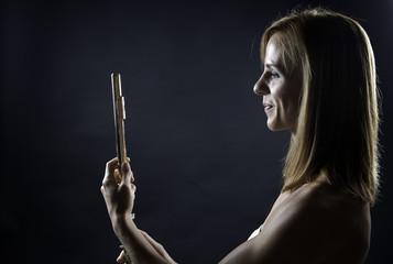 Flute vs flutist