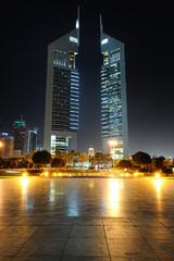 Dubai. Emirates Towers