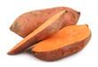 Leinwandbild Motiv sweet potatoes