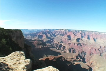 Grand Canyon Pan Right