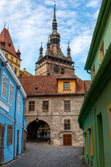 Sighisoara Medieval City, Romania