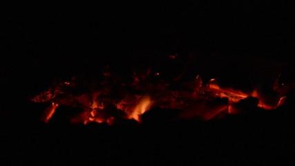 Pile of embers