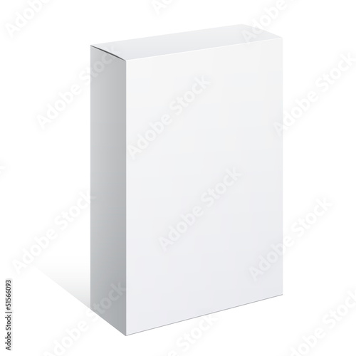 Realistic White Box. For Software, device
